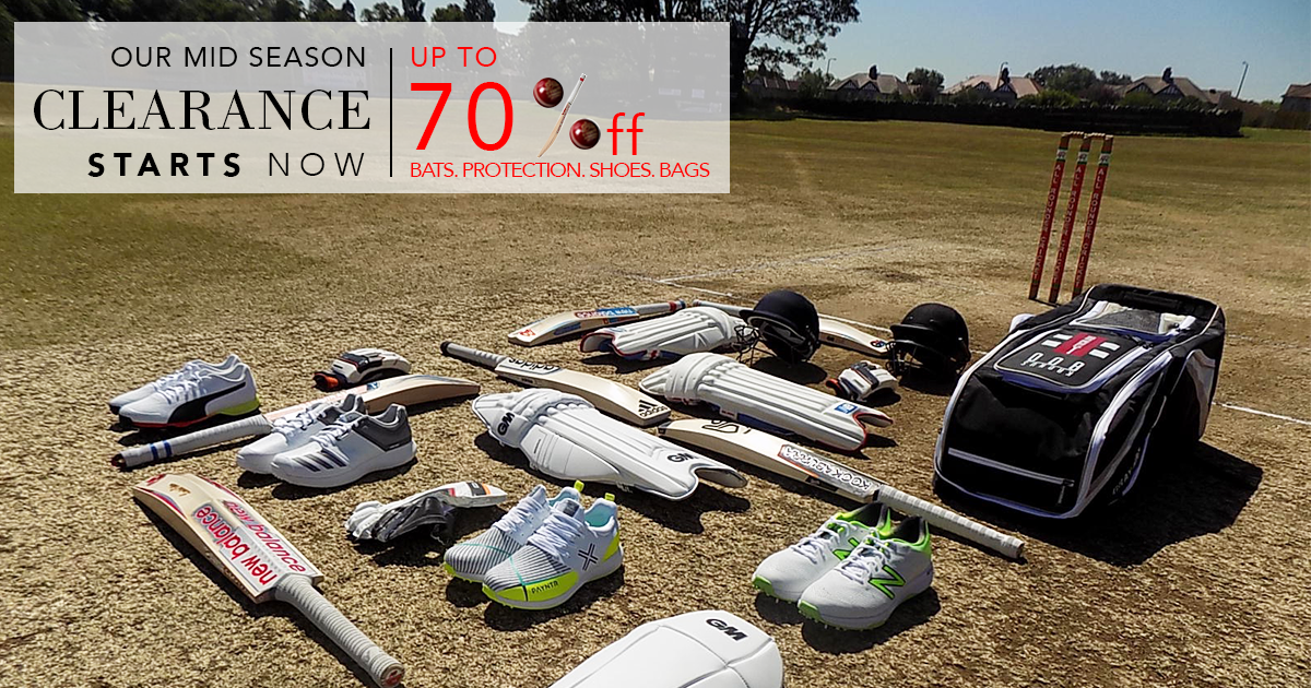 All-Rounder Cricket: Mid Season Warehouse Clearance!