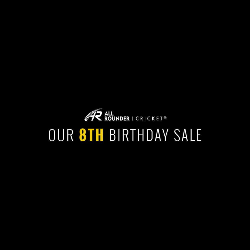 All-Rounder Cricket 8th Birthday Sale