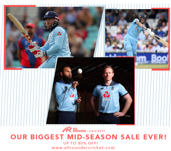 All-Rounder Cricket Mid-Season Clearance: Up to 80% off!