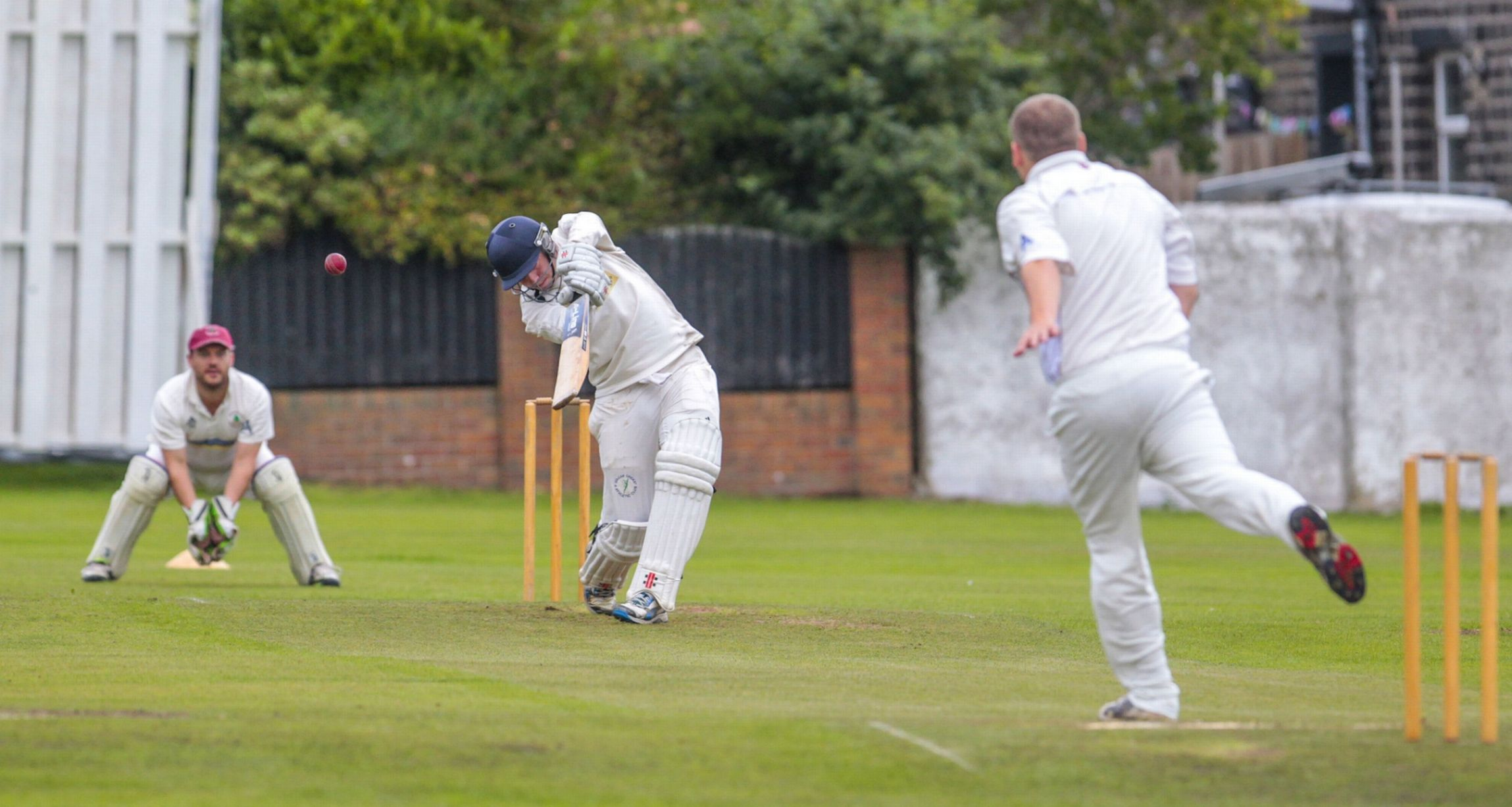 Caufield's Maiden Ton Helps Oak To Opening Day Win - Championship Two Roundup