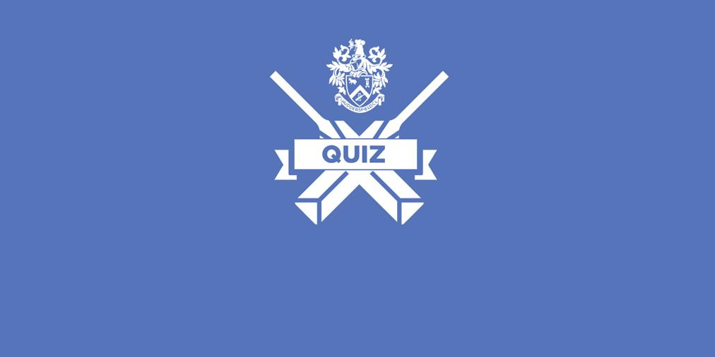 Lockdown Local Cricket Quiz