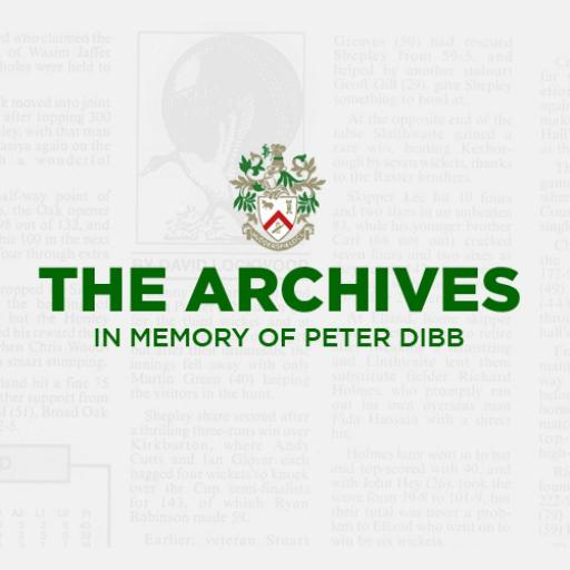 Peter Dibb Archive Launched