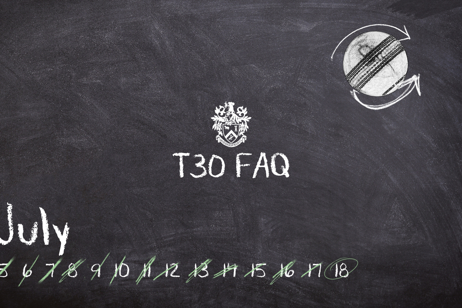 T30 Cricket FAQ