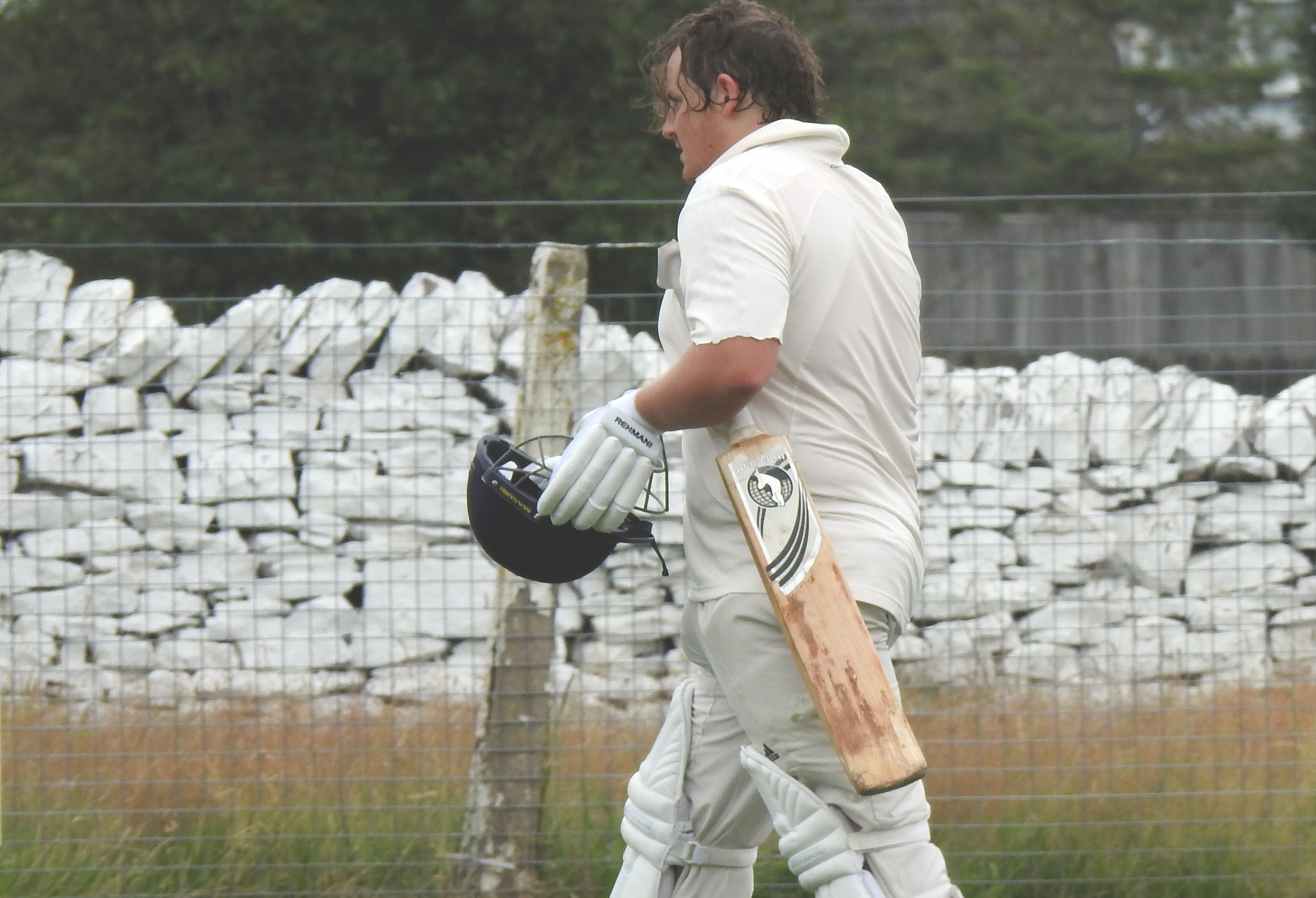 Holliday Hammers Triple Ton - Match Day 5 Review