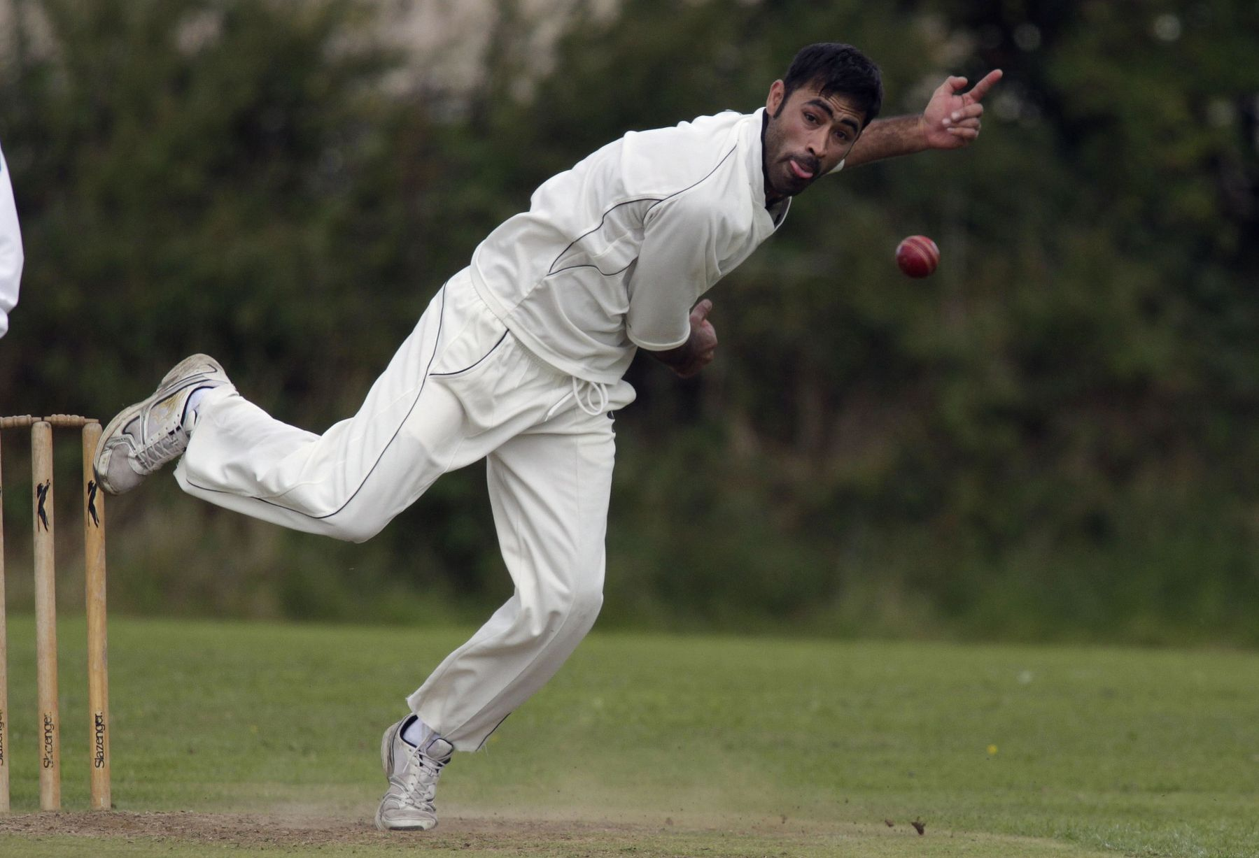 Sarfraz Boosts Birkby Rose Hill - Conference Day 2 Review