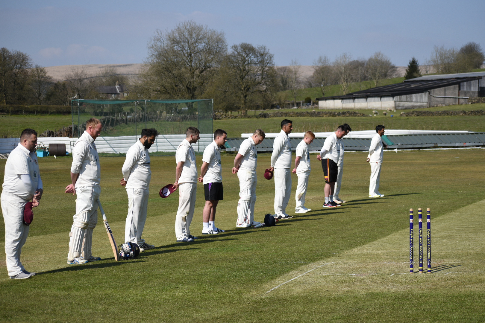 A Minutes Silence For President Roger France