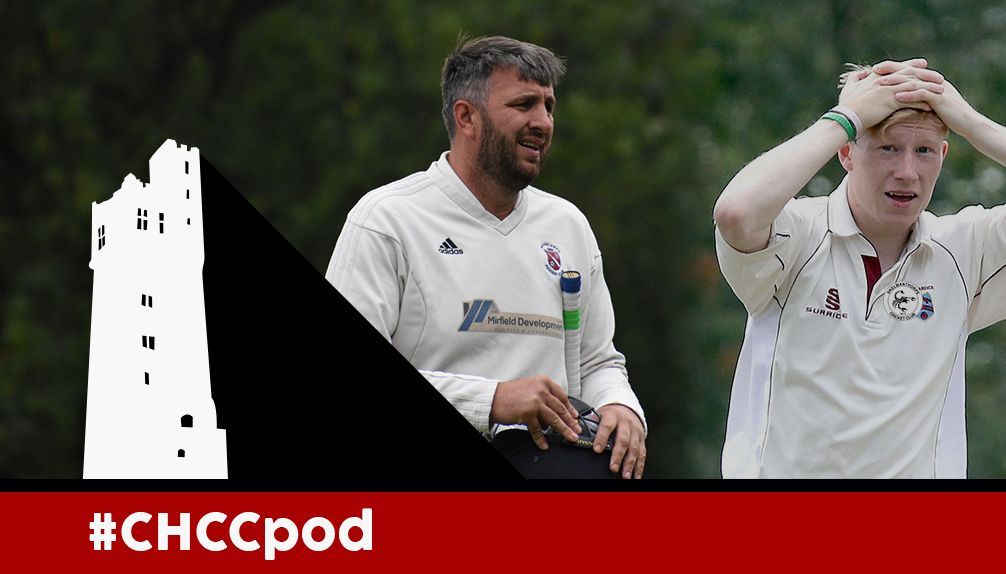 CCHC Pod #14 - Allan Greenwood (Skelmanthorpe), Andrew Fortis (Moorlands)