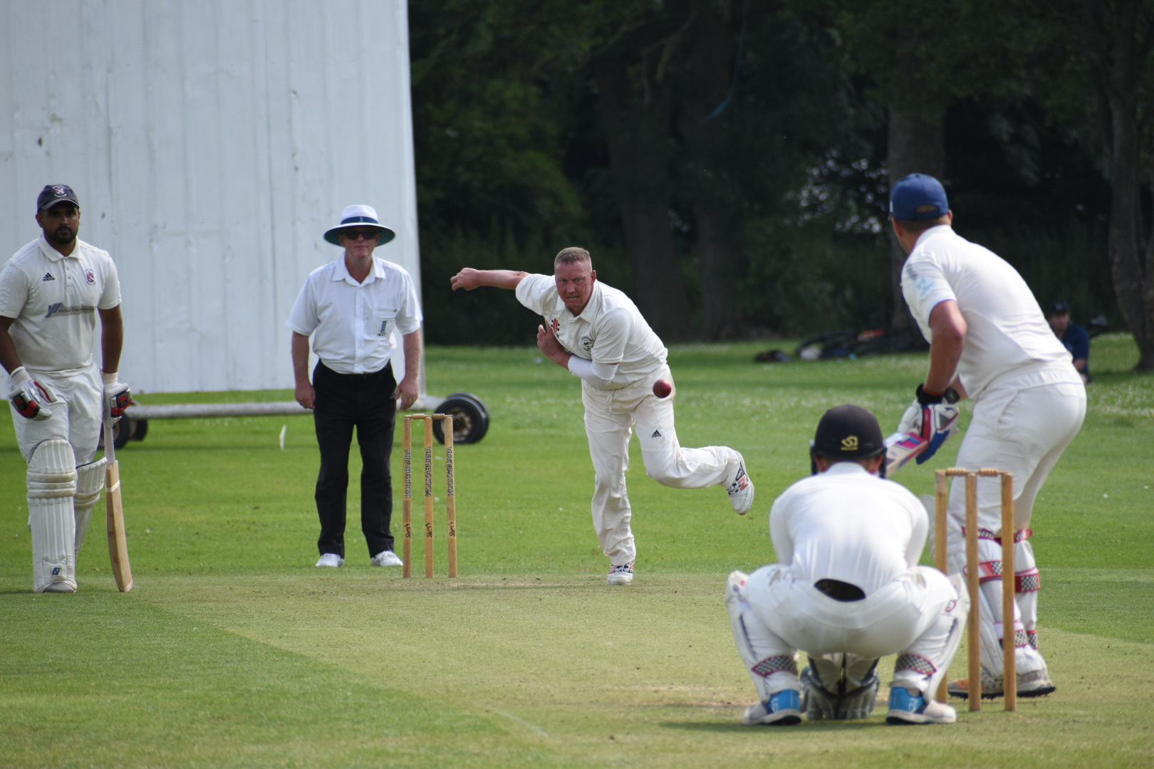 Daring Skelmanthorpe Outmuscled By On-Fire Moorlands - Sykes Cup Semi-Final Review