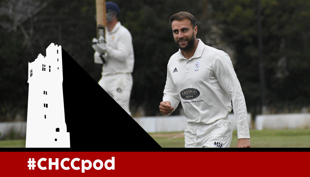 CCHC Pod #18 - Max Morley (Hoylandswaine)