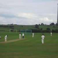 Wakefield Road, home of Lepton Highlanders Cricket Club