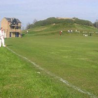 Round Hill, home of Rastrick Cricket Club