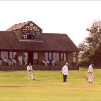 Chapelgate, home of Scholes Cricket Club
