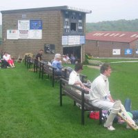 Mean Lane, home of Meltham Cricket Club