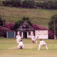 Hemplow, home to Marsden Cricket Club
