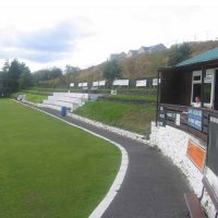 Hill Top, home of Slaithwaite Cricket Club